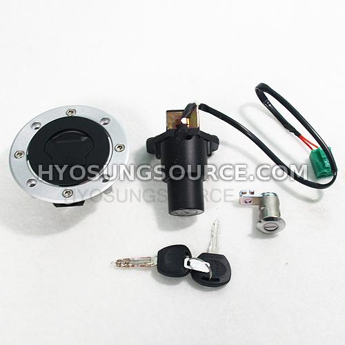 Genuine Rear Shock Absorber Hyosung GD250 GD250N GD250R