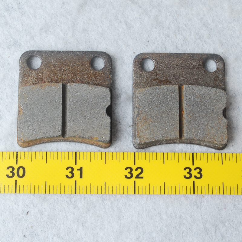 Aftermarket Brake Pad Set (OLD STORE STOCK) Daelim SJ50 SH100