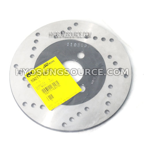 Genuine Front Brake Disc Rotor Hyosung SF50 SB50 SD50