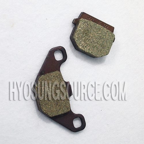 Aftermarket Brake Pad Set Hyosung SF50 SF50B SD50 SB50ZR