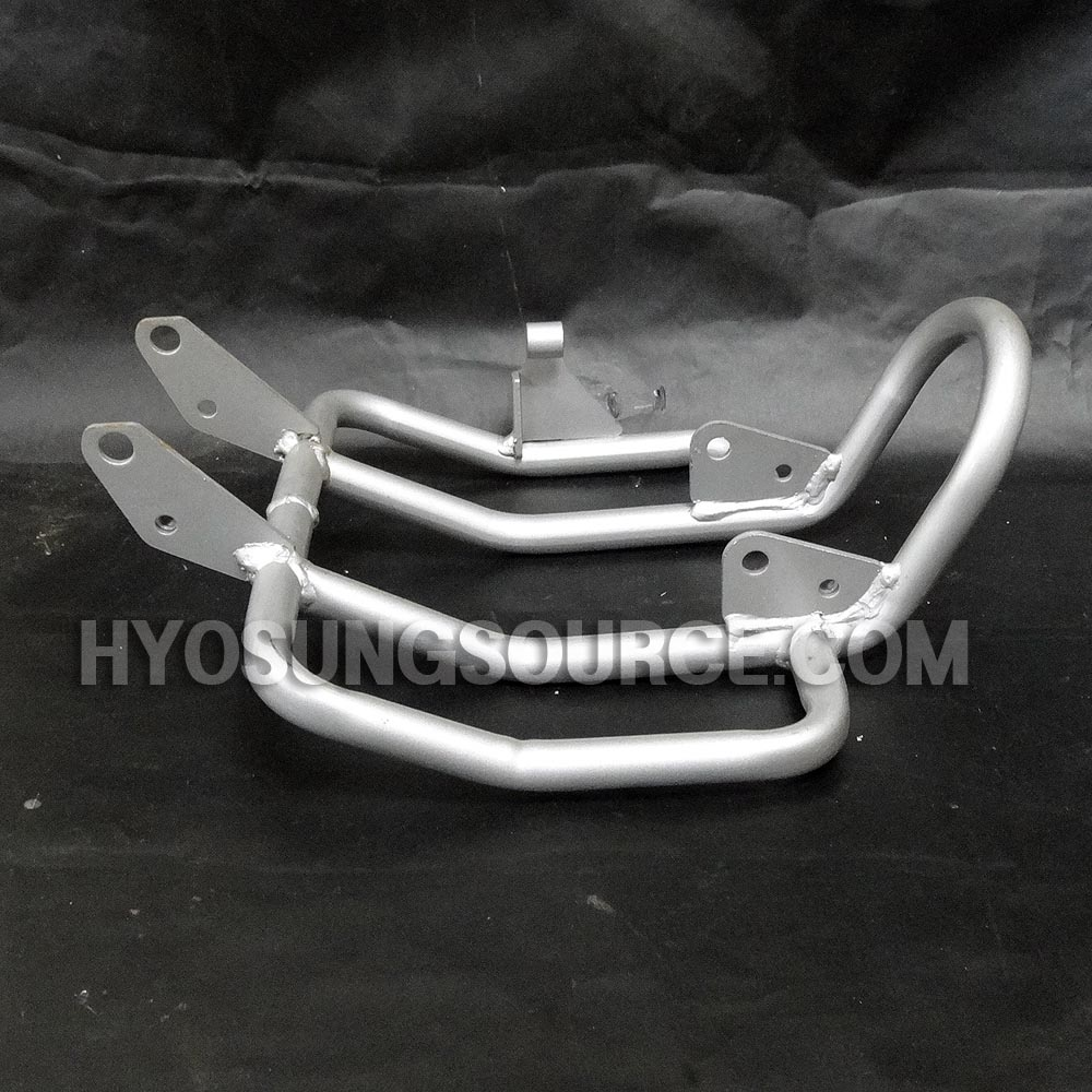 Genuine Under Engine Guard Silver Hyosung TE50 90 100