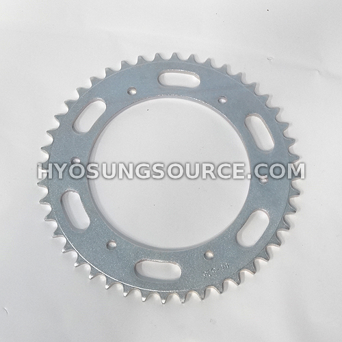 Genuine Rear Sprocket 44T Hyosung GT650 GT650S GT650R