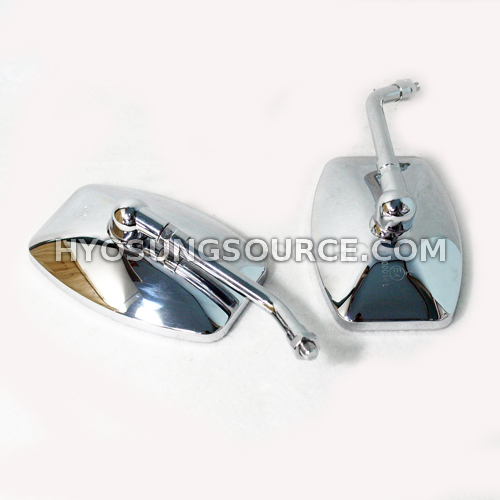 10MM Genuine Side Rearview Mirrors Daelim VL125
