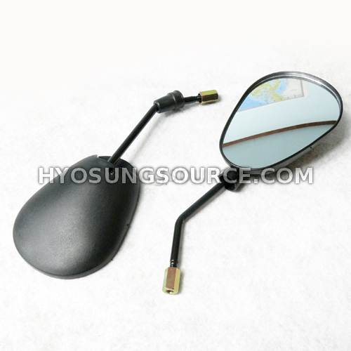 8MM Universal Mirrors for Scooters, Mopeds, Motorbikes