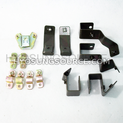 Genuine Fairing Support Bracket Repair Kit Hyosung GT250R