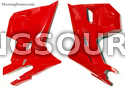 Genuine Left & Right Lower Fairings (Red) GT250R GT650R