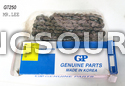 Genuine 520x112 O-Ring Drive Chain Hyosung GT250 GT250R