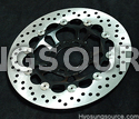 Genuine Front Right Brake Disc Disk Rotor GT125 250 GT250R GT650
