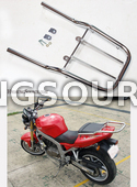Aftermarket Luggage Carrier Rack Hyosung GT125 GT250 GT650