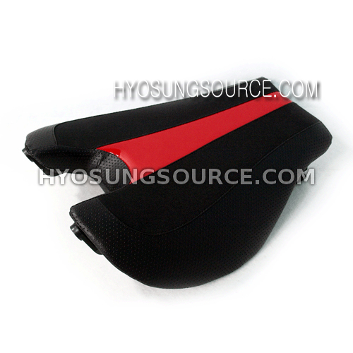 Genuine Front Seat Red Hyosung GT250R GT650R EFI Models