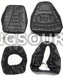 Seat Cover Replacement Cinch Tie Hyosung GV125 GV250