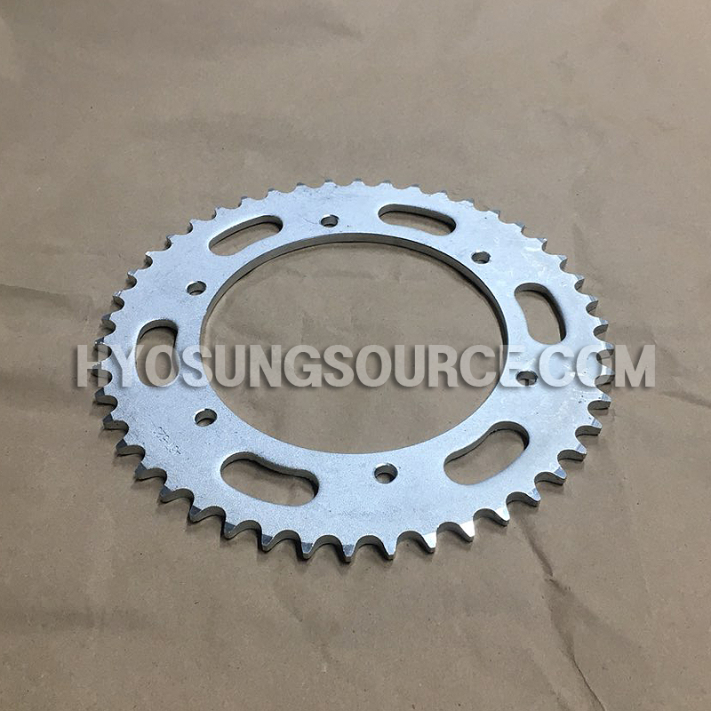 Aftermarket Rear Sprocket 46T Hyosung GT250 GT250R