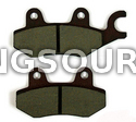Genuine Front Right Brake Pad Set Hyosung MS3 250