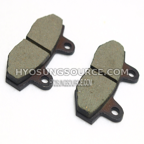 Genuine Brake Pad Set Hyosung GT125-GT650 GV125-GV650