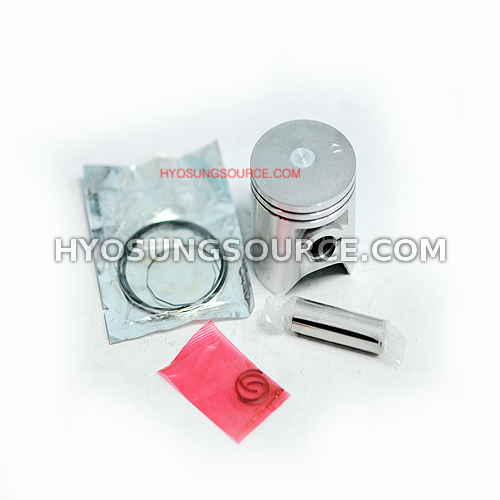 Aftermarket Engine Piston with Rings Set Daelim SH100