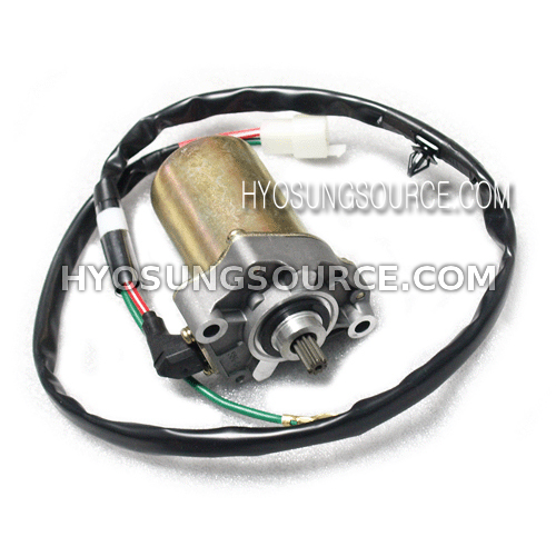 Genuine Engine Starter Motor Daelim SH100