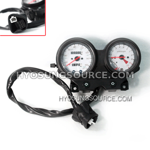 Genuine Speedometer Instrument EFI model Daelim VJ125 Naked